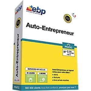 Auto-Entrepreneur Pratic 2018 + Services VIP pour Windows