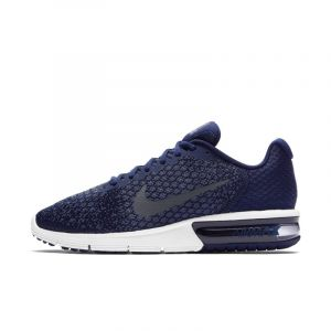 Nike Chaussure Air Max Sequent 2 pour Homme - Bleu - Couleur Bleu - Taille 45.5