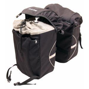 Massi Paire de sacoches arrière CM 230 - 30 litres