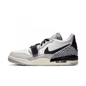 Nike Chaussure Air Jordan Legacy 312 Low pour Homme - Blanc - Taille 45.5 - Male