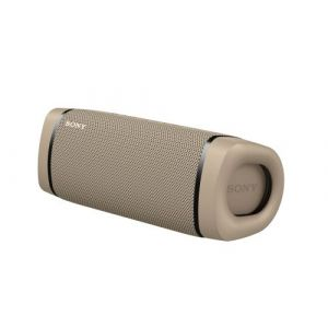 Sony SRS-XB33 Extra Bass Gris Sable - Enceinte portable