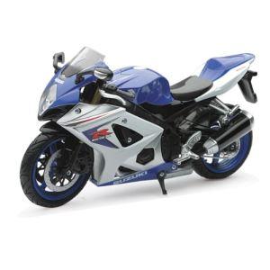 New Ray 57003 - Moto Suzuki GSX R1000 2008 - Echelle 1:12