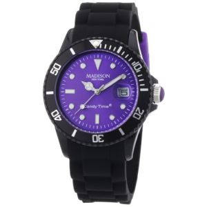 Madison SU4486 - Montre mixte Candy Time