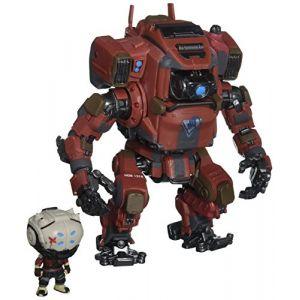 Funko 2 figurines Pop! Titanfall 2 : Sarah & MOB-1316