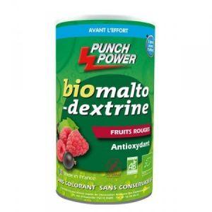 Punch power BioMaltodextrine sans gluten goût Fruits rouges