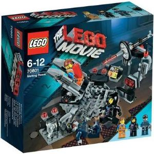 Lego 70801 - Movie : La salle de fusion