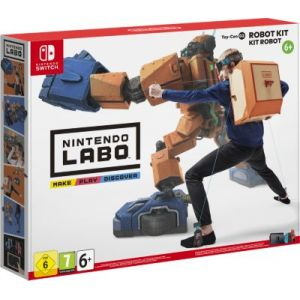 Labo Kit Toy-Con 02 Robot - Kit jeu + support [Switch]