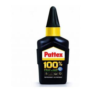 Pattex Colle multi-usages liquide extra forte 100% de (bouteille de 100g) - Cond. : Bouteille de 100g