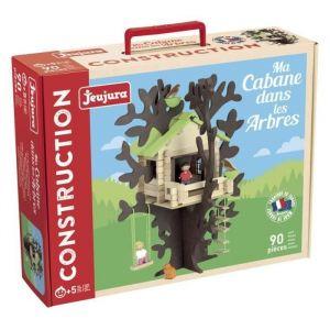 Jeujura Cabane dans les arbres - 90 pièces