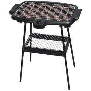 Harper BQS1000 - Barbecue électrique sur pieds