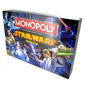 Winning Moves Monopoly Star Wars