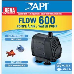 API Fishcare Pompe à air New Flow 600 Rena - Pour aquarium