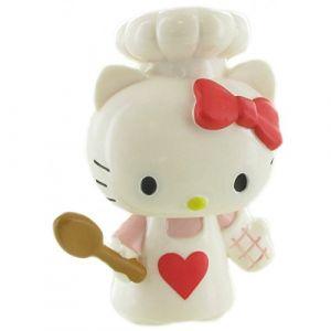 Comansi Figurine Hello Kitty Chef cuisinier