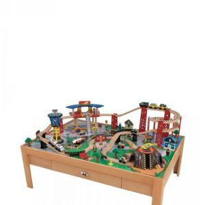 KidKraft 17975 - Ensemble table Circuit Airport Express