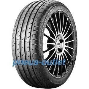 Continental 235/40 R19 92W SportContact 3 FR