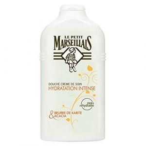 Le Petit Marseillais Hydratation Intense - Douche crème de soin Beurre de Karité & Acacia