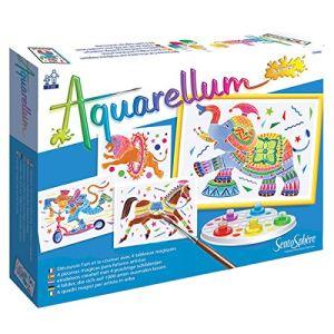 Sentosphère Aquarellum junior : Cirque