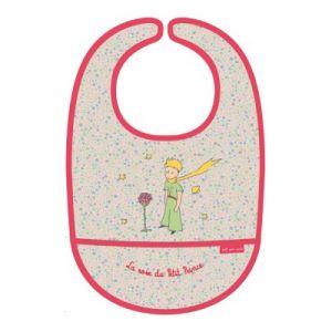 Petit Jour PP617 - Bavoir en toile cirée Le Petit Prince