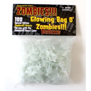 Twilight Creations Zombies !!! Glowing Bag O Zombies!!! Deluxe