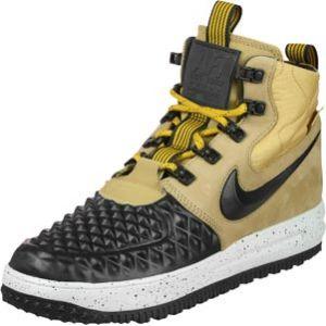 Nike Lunar Force Duckboot 17 Gs chaussures noir marron 36,5 = 4,5Y EU