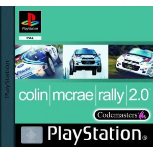 Colin Mac Rae Rally 2 Platinium [PSone]