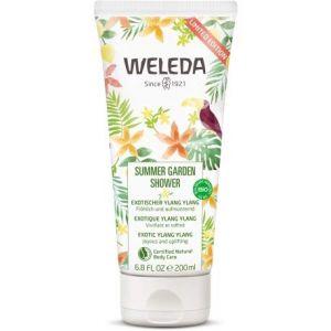 Weleda Summer Garden - Creme de Douche Edition Limitee