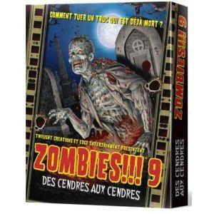 Edge Zombies!!! 9 : Des cendres aux cendres