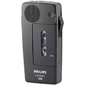 Philips LFH388 - Dictaphone Pocket Mémo sur mini-cassette