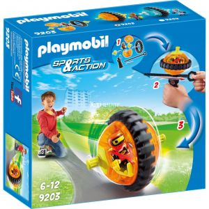 Playmobil 9203 Sport et Action - Toupie orange