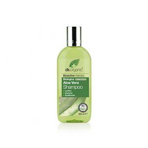 Dr. Organic Aloe Vera Shampoo 265 ml