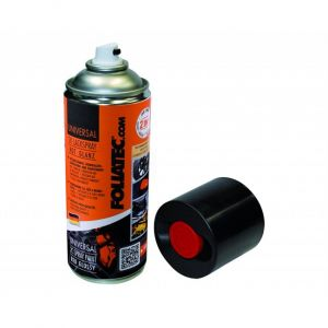 Bombe de peinture orange mat FOLIATEC 2042 400 ml