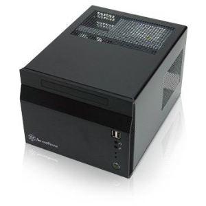 Silverstone Sugo SG06-Lite (SST-SG06-LITE USB 3.0) - Boîtier Multimédia sans alimentation