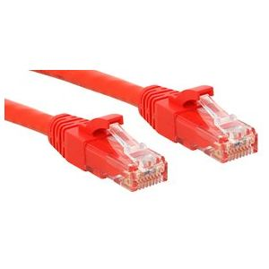 Lindy 45460 - Câble réseau cat.6 UTP Patch Premium sans halogène 30m