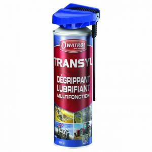 Owatrol Aérossol dégrippant lubrifiant multifonction Transyl (400) - Contenance en ml : 400