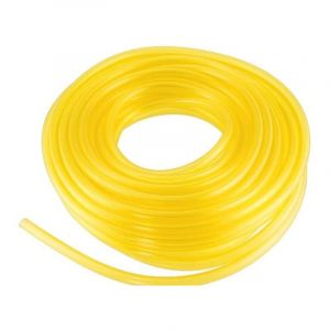 Universel Durite jaune adaptable -Spéciale carburant- L: 15 m Ø: ext:6,2mm Ø: int: 3mm