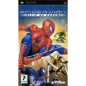 Spider-Man : Allié ou Ennemi [PSP]