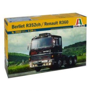 Italeri 3902 - Maquette camion Berliet Renault R352CV