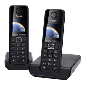 Gigaset C300 Duo - Téléphone sans fil 2 combinés