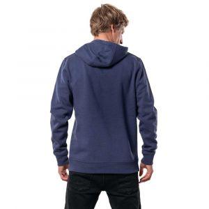 Rip Curl Sweat-shirt FLAG FLEECE - Couleur XXL,S,M,L,XL - Taille Bleu
