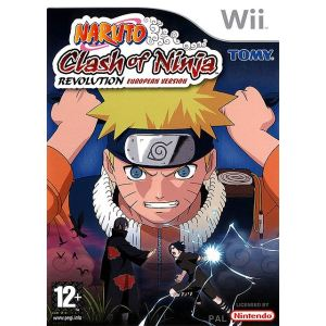 Naruto : Clash of Ninja Revolution [Wii]