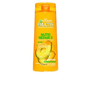 Garnier Nutri Repair shampooing Fortifiant Fructis - Sèche cheveux Without parabens - 360 ml