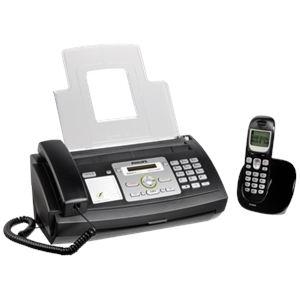 Philips Magic 5 Eco Voice Dect Smart (PPF683E) - Fax avec téléphone 2 combinés