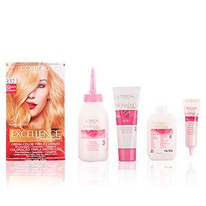 L'Oréal Excellence 6.32 Blond Deslum - Crème colorante triple protection