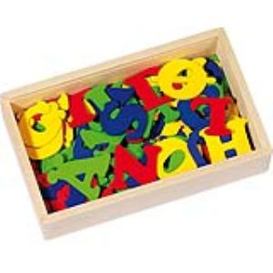Image de Goki 58909 - 102 lettres avec 200 gomettes autocollantes