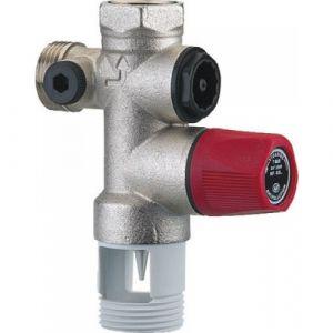 Watts Industries 2252550 - Groupe de sécurité chauffe-eau 20x27 sous boîte