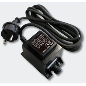 Sunsun Source de courant 2-pol IP44 12Volt 1670mA 20VA AC/AC