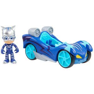 Giochi Preziosi Véhicule Turbo Racer avec Figurine Yoyo - Pyjamasques
