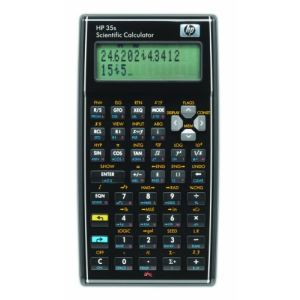 HP F2215AA - Calculatrice scientifique 35s