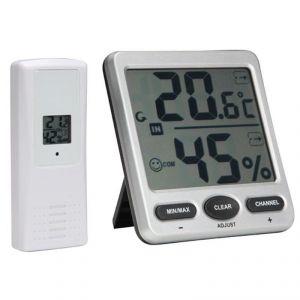 Image de Velleman WS8472 - Thermomètre / Hygromètre sans fil