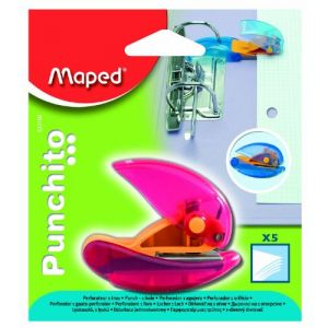 Maped Punchito 1 trou - Perforatrice positionnable